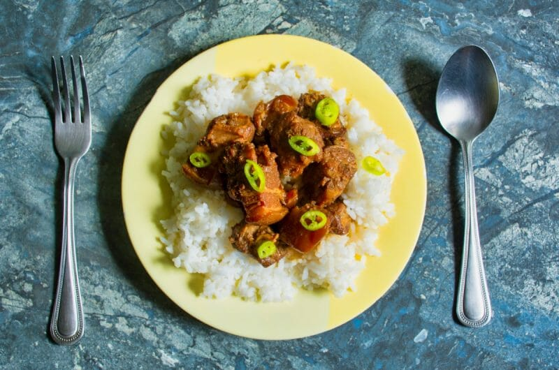 Sweet Pork Adobo - The Famously Delicious Filipino Dish