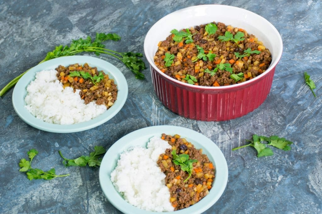 Picadillo Dish Recipe