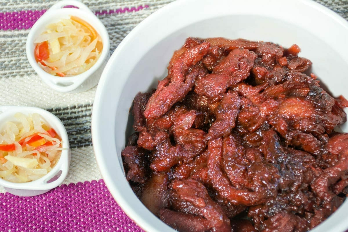 Delicious Red Pork Tocino Recipe
