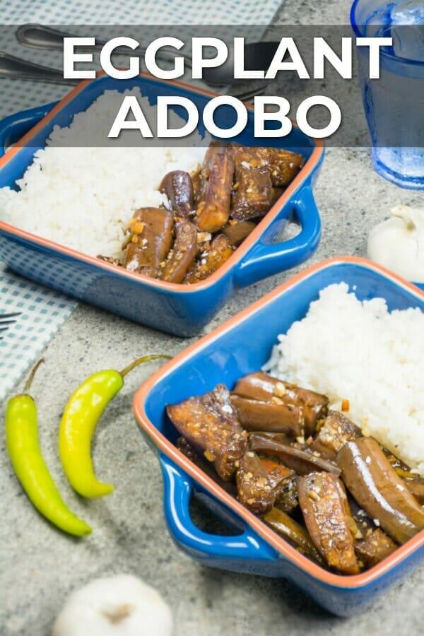 Eggplant Adobo Recipe