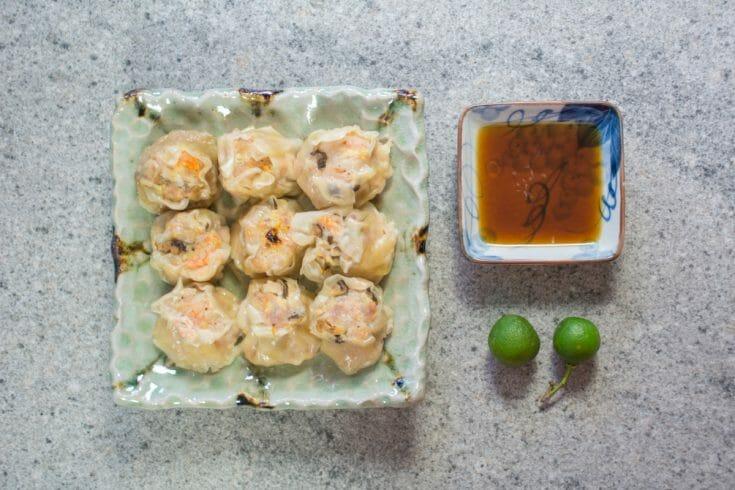 Filipino Siomai Chinese Dumplings