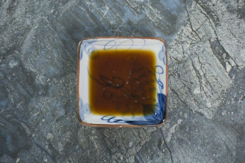 Step 10 Add Soy Sauce Calamansi Dipping Sauce