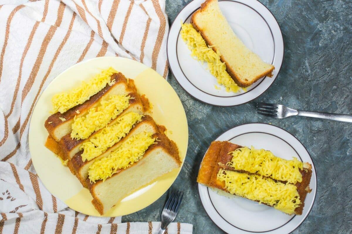 Chiffon Cake Filipino Recipe