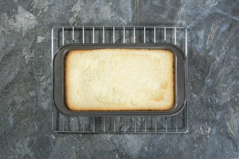 Step 11 Pan On Baking Rack