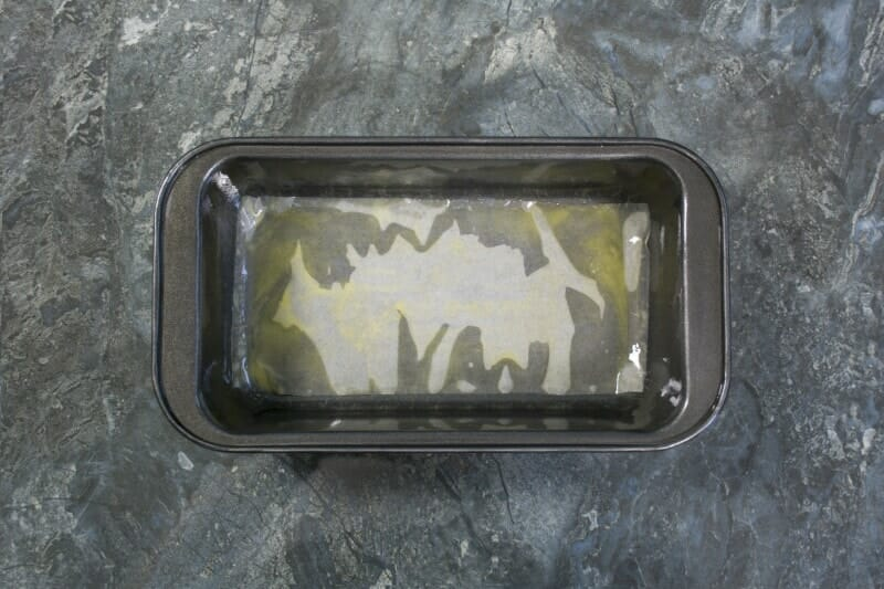 Step 8 Loaf Pan With Oil