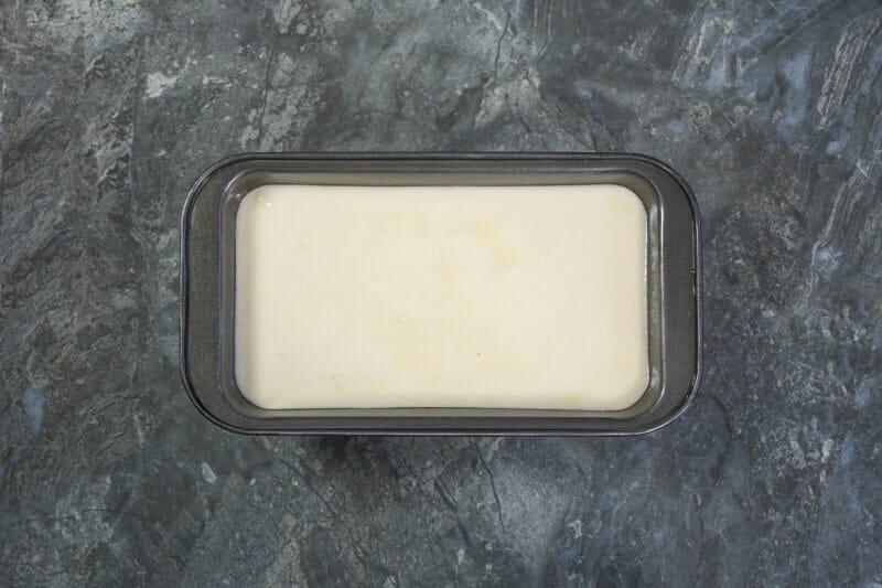 Step 9 Batter In Pan