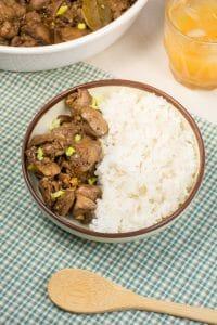 Filipino Chicken Liver Adobo Recipe