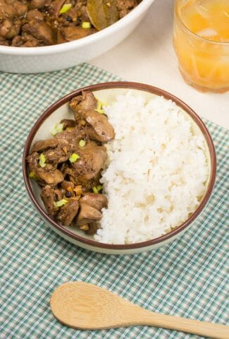 Filipino Chicken Liver Adobo Recipe
