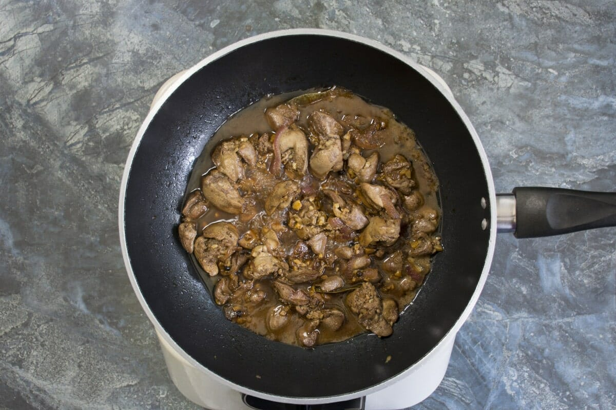 Step 6 Cover And Cook Chicken Adobo