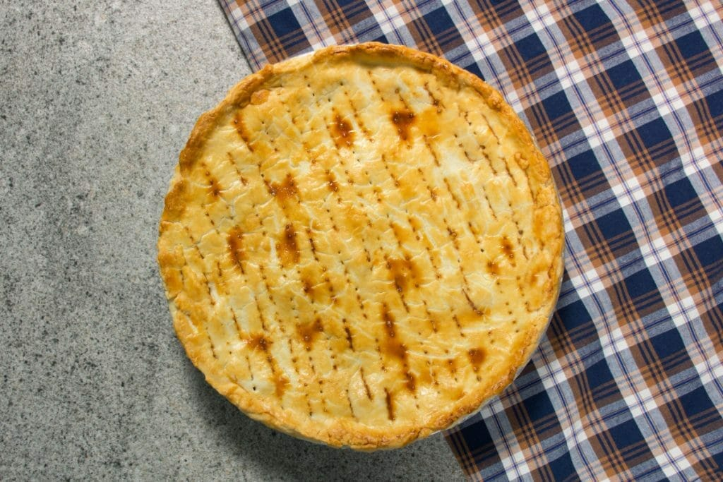Buko Pie Coconut Dessert From The Philippines