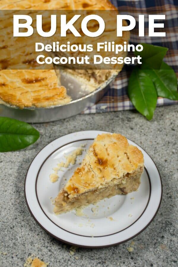 Buko Pie Dessert Recipe