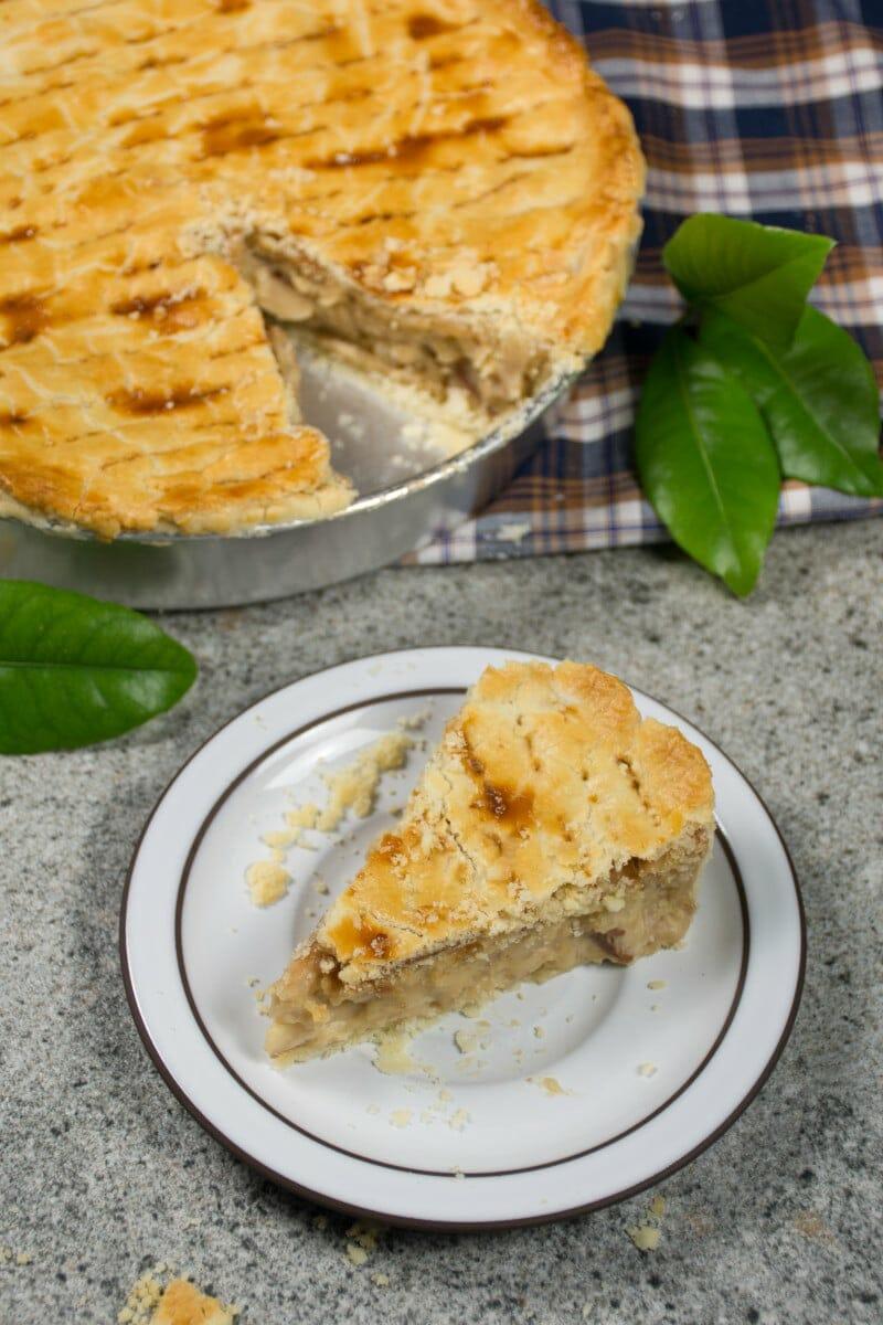 Filipino Buko Pie Recipe