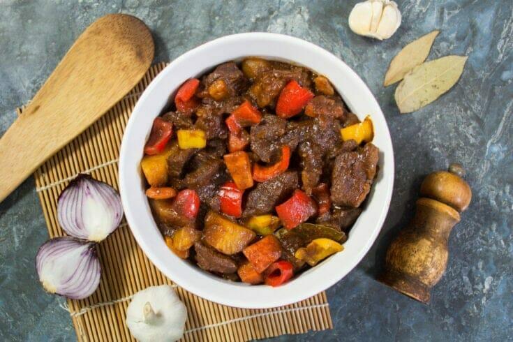 Beef Mechado Stew Recipe