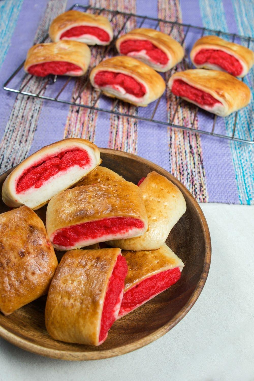 Baked Filipino Kalihim Bread