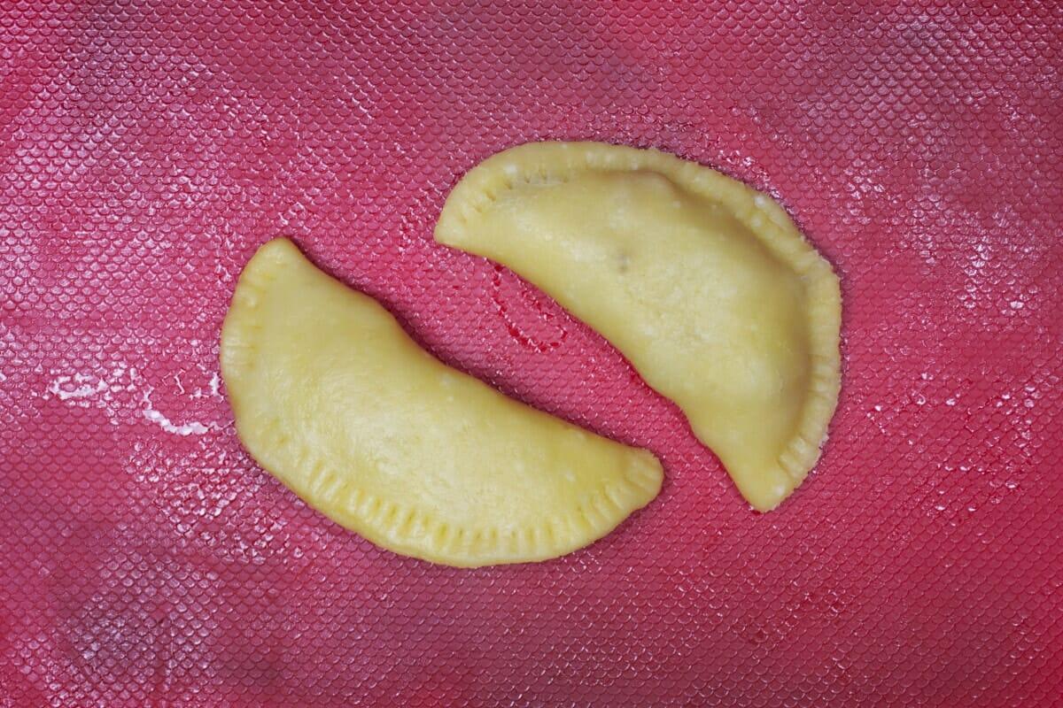 Step 14 Empanadas Folded And Sealed